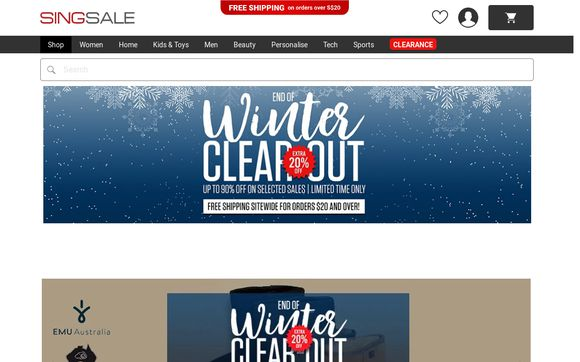 SingSale.com.sg