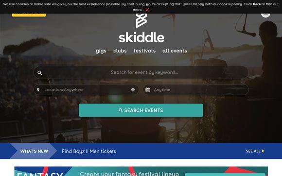 Skiddle.com