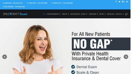 SmileCraftDental