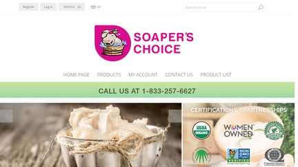 Soaper's Choice