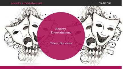 Society Entertainment
