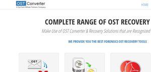 Microsoft OST Converter