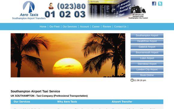 SouthamptonAirportTaxis