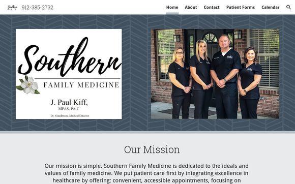 Southernmedicine