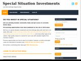 SpecialSituationInvestments