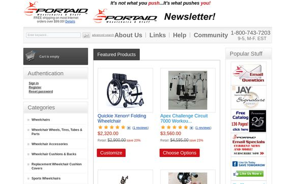 Wheelchairs for Sports & Everyday,