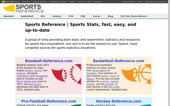 Sports-Reference