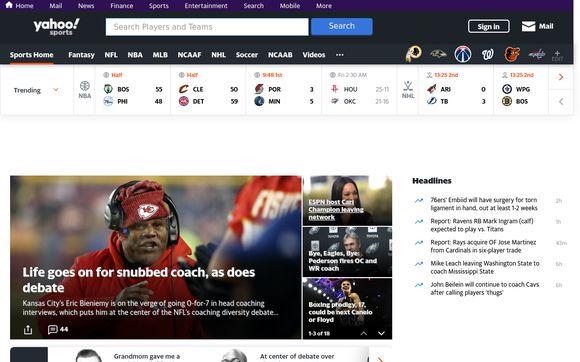 Sports.Yahoo