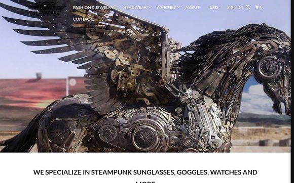 SteamPunkArtifacts