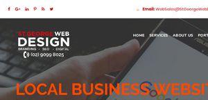 Stgeorgewebdesign.com.au