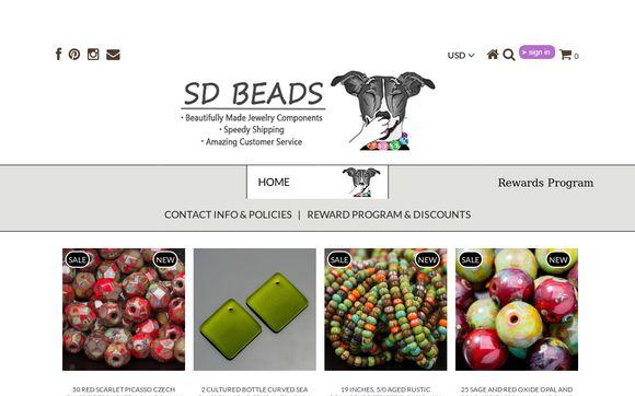 StinkyDog Beads
