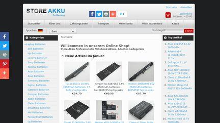 Store Akku