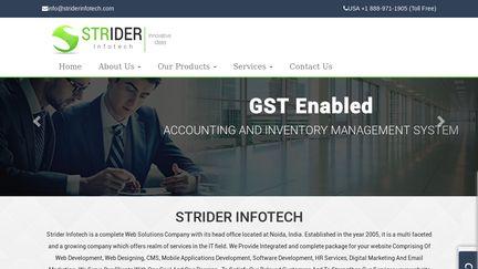 Strider Infotech
