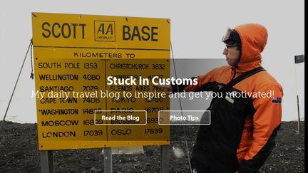 Stuck In Customs