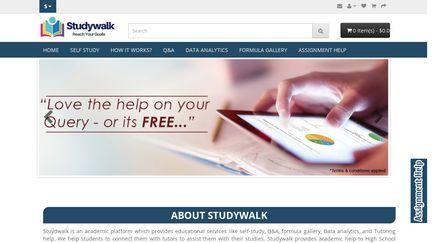 Studywalk