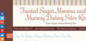 Sugar Mama Dating Site