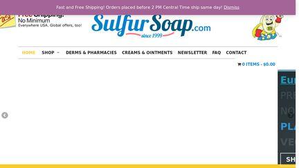 SulfurSoap
