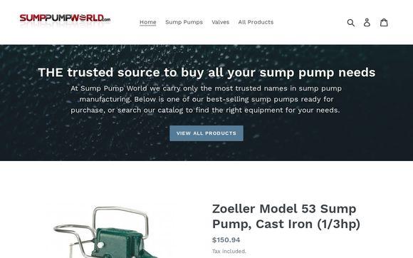 Sump Pump World