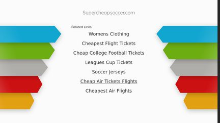 Supercheapsoccer.com