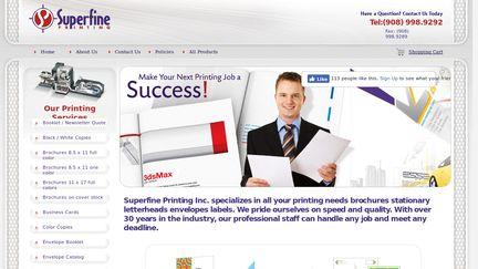 Superfine Printing