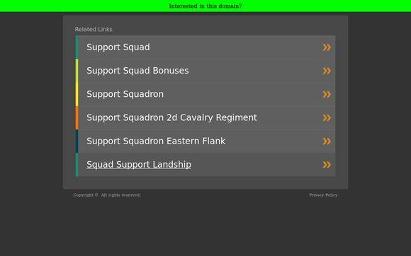 SupportSquad