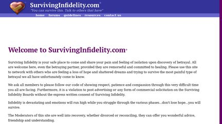 SurvivingInfidelity