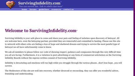 SurvivingInfidelity