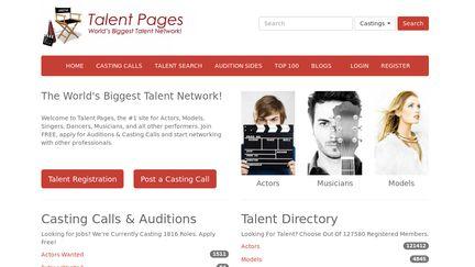 TalentPages