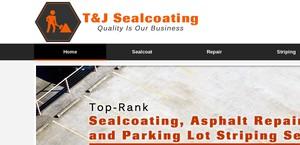 Tandjsealcoating.com