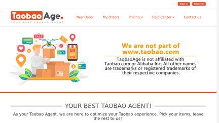 TaoBaoAge