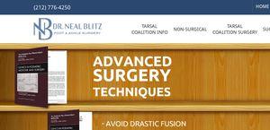Tarsal Coalition Surgery
