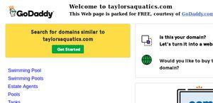 Taylorsaquatics.com