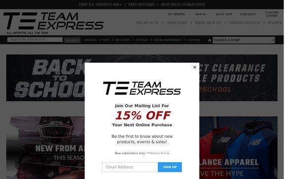 TeamExpress