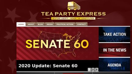 Teapartyexpress.org