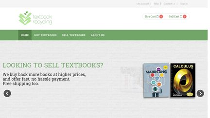 TextbookRecycling