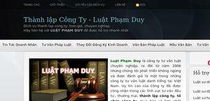 Thanhlapdoanhnghiepvn.net