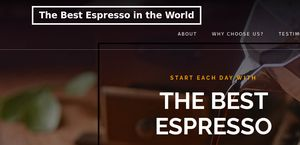 The Best Espresso In The World