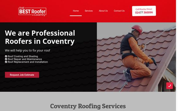 The Best Roofer In Coventry, Bedworth And Nuneaton