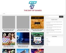 The Day of Games -