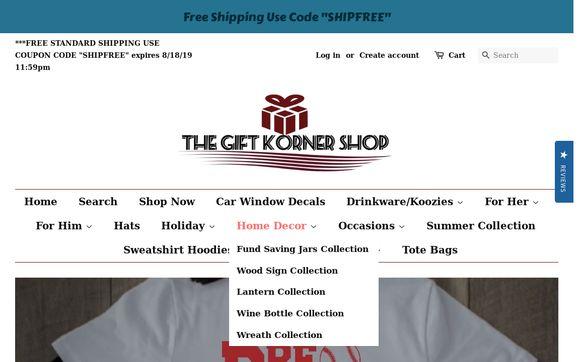 The Gift Korner Shop, LLC