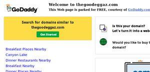 Thegoodeggaz