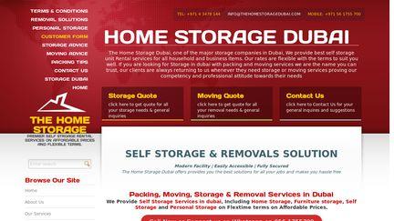 The Home Storage Dubai
