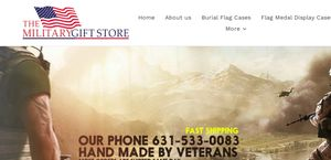 The Military Gift Store