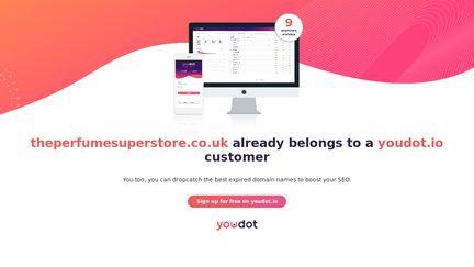 Theperfumesuperstore.co.uk