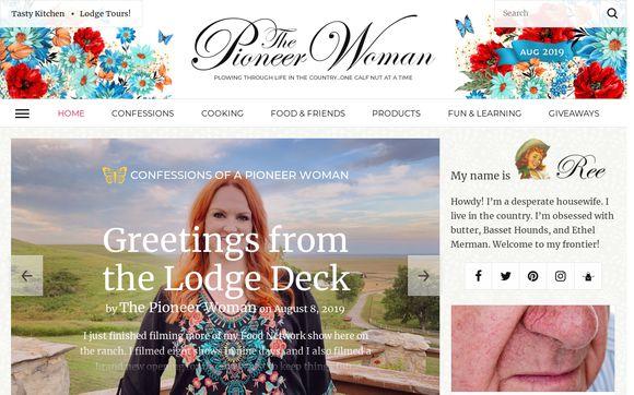 The Pioneer Woman -
