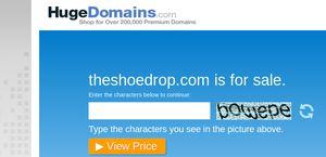 Theshoedrop