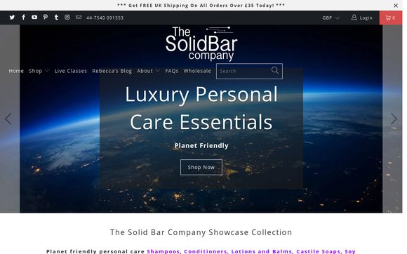 The Solid Bar Company