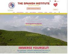 THE SPANISH INSTITUTE