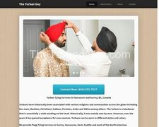 The Turban Guy