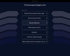 Thortonsuperchargers.com